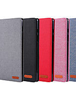 cheap -Leather Case For Samsung Galaxy Tab A 8.4 (2020) / Samsung Tab A 10.1(2019)T510 / Samsung Tab A 8.0(2019)T290/295 Shockproof / Dustproof Full Body Cases Solid Colored PU Leather