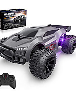 cheap -Toy Car Remote Control Car High Speed Rechargeable Remote Control / RC Music & Light 1:14 Buggy (Off-road) Stunt Car Racing Car 2.4G For Kid's Adults' Gift
