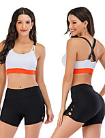 cheap -Women's Tankini Two Piece Swimsuit Swimwear Breathable Quick Dry Sleeveless 2 Piece - Swimming Surfing Water Sports Patchwork Autumn / Fall Spring Summer