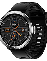cheap -M18LUS Unisex Smartwatch Bluetooth Heart Rate Monitor Blood Pressure Measurement Calories Burned Thermometer Health Care ECG+PPG Pedometer Call Reminder Activity Tracker Sleep Tracker