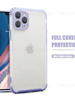 cheap -Camera Protection Shockproof Phone Case For Iphone 12 12Pro 12Pro Max SE 11 11Pro 11Pro Max X Xs Xr Xs Max Translucent Matte Bumper Back Cover