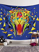 cheap -Wall Tapestry Art Decor Blanket Curtain Hanging Home Bedroom Living Room Decoration Polyester Lion Color