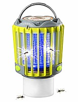 cheap -Camping Lantern With Bug Zapper,IP67 Waterproof 4 Lighting Modes Dimmable USB Rechargeable For Home,Camping,Hiking,Fishing,Emergency