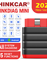 cheap -THINKCAR 16pin 16 OBD-II ELM327 IOS and Android App ISO15765-4(CAN BUS) / SAE J1850 PWM / SAE J1850 VPW Vehicle Diagnostic Scanners