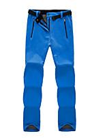 cheap -Women's Hiking Pants Trousers Patchwork Outdoor Lightweight Windproof Breathable Wear Resistance Bottoms Black Red Dark Purple Fuchsia Dark Gray Hunting Fishing Climbing S M L XL XXL / Zipper Pocket