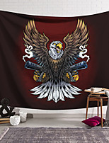 cheap -Wall Tapestry Art Decor Blanket Curtain Hanging Home Bedroom Living Room Decoration Polyester Eagle Shot