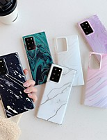 cheap -Marble Case For Sumsung A70 A71 A71 5G A41 A21S A40 A50 A30S A50S A51 A515G Shockproof Back Cover Marble TPU Case for Samsung M21 M30s S21 S21pro  S21Ultra