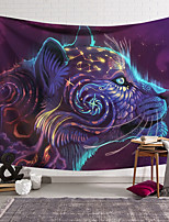 cheap -Wall Tapestry Art Decor Blanket Curtain Hanging Home Bedroom Living Room Decoration Polyester Colorful Animals