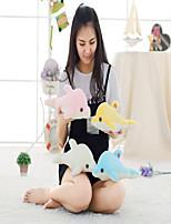 cheap -32cm Glowing Dolphin Stuffed Animals Cute Plush Toys Christmas Gift