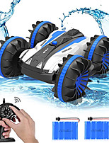 cheap -Toy Car Remote Control Car Waterproof Rechargeable 360° Rotation Remote Control / RC Double Sided Buggy (Off-road) Stunt Car Racing Car 2.4G For Kid's Adults' Gift