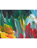 cheap -Oil Painting Handmade Hand Painted Wall Art Home Decoration Dcor Rolled Canvas No Frame Unstretched