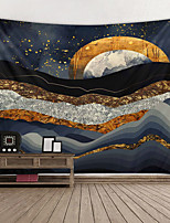 cheap -Wall Tapestry Art Decor Blanket Curtain Hanging Home Bedroom Living Room Decoration and Modern and Landscape and Mountain