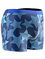 cheap -Men's Swim Shorts Swim Trunks Board Shorts Breathable Quick Dry Swimming Surfing Water Sports Painting Summer / Plus Size
