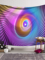 cheap -Wall Tapestry Art Decor Blanket Curtain Hanging Home Bedroom Living Room Decoration Polyester Color Rotation