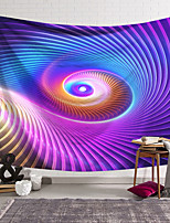 cheap -Wall Tapestry Art Decor Blanket Curtain Hanging Home Bedroom Living Room  Modern 3D Abstract