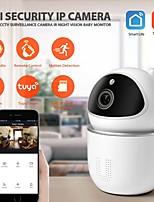 cheap -INQMEGA Tuya WiFi 1080P Cloud Wireless IP Camera Baby Monitor Auto Tracking Security Indoor Camera