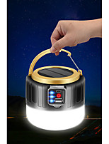 cheap -Camping Lanterns & Tent Lights LED Emitters Portable New Design Camping / Hiking / Caving Everyday Use Black Sky Blue