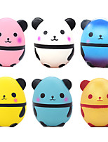 cheap -Jumbo Cute Panda Kawaii Cream Scented Squishies Very Slow Rising Kids Toys Doll Gift Fun Collection Stress Relief Toy Hop Props, Decorative Props Large