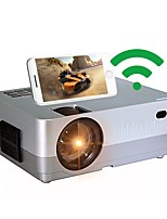 cheap -HQ3 Mini Projector LED Projector 3000 lm WIFI Projector
