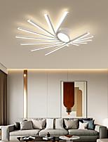 cheap -4-Light 6-Light 8-Light 60 cm Single Design Flush Mount Lights Metal LED Nordic Style 220-240V