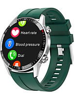 cheap -696 Q88 Unisex Smart Wristbands Bluetooth Touch Screen Heart Rate Monitor Blood Pressure Measurement Hands-Free Calls Information Call Reminder Sleep Tracker Sedentary Reminder Find My Device Alarm