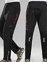 cheap -Men's Cycling Pants Hiking Pants Trousers Outdoor Waterproof Lightweight Breathable Quick Dry Bottoms Black Road Cycling Fishing Climbing M L XL XXL XXXL