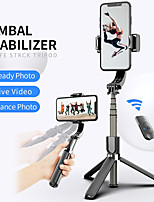 cheap -L08 Anti-Shake Selfie Stick Bluetooth Remote Control Tripod 360 Rotate Smart Phone Selfie Holder Vlog Live Show For iPhone Samsung Huawei Xiaomi IOS Android Smart Devices