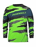 cheap -outdoors mens cool breathable cycling jersey motocross top