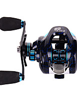 cheap -Fishing Reel Baitcasting Reel 7.1:1 Gear Ratio 17 Ball Bearings Easy Install for Sea Fishing / Fly Fishing / Freshwater Fishing