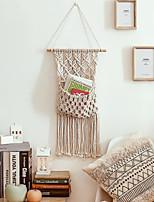 cheap -Boho Dream Catcher Handmade Gift Wall Hanging Decor Art Ornament Woven Macrame 90*35cm for Kids Bedroom Wedding Festival
