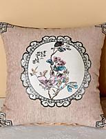 cheap -Pillow Case Super Soft Chenille Elegant Retro Style Living Room Bedroom Sofa Cushion Cover Modern Cushion Cover