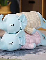 cheap -Plush Toy Sleeping Pillow Stuffed Animal Plush Toy Elephant Pillow Animals Gift Cute Soft Plush Imaginative Play, Stocking, Great Birthday Gifts Party Favor Supplies Boys and Girls Kid's Adults'