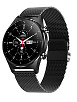cheap -E13 Unisex Smartwatch Bluetooth Heart Rate Monitor Blood Pressure Measurement Sports Calories Burned Health Care ECG+PPG Stopwatch Pedometer Activity Tracker Sleep Tracker