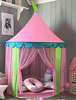 "cheap -Kids Tent Princess Castle for Girls- Glitter Castle Pop Up Play Tent with Tote Bag- Children Playhouse Toy for Indoor and Outdoor Game 41"" X 55""(DxH)"