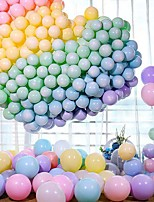 cheap -Balloon Rubber Wedding Decorations Festival Wedding / Birthday All Seasons