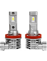 cheap -Car LED Headlamps H4 / H11 / 9005(HB3) Light Bulbs 3200 lm 25 W For universal All years 2pcs