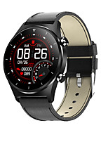 cheap -Missyou E13 Men Women Smartwatch Android iOS Bluetooth Waterproof Heart Rate Monitor Sports Smart Blood Oxygen Measurement Stopwatch Pedometer Activity Tracker Sedentary Reminder Exercise Reminder