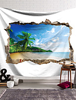 cheap -Wall Tapestry Art Decor Blanket Curtain Hanging Home Bedroom Living Room Decoration Polyester Box Landscape