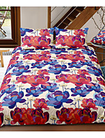cheap -Duvet Cover Sets 3 Piece Rayon / Polyester 3D Rainbow Reactive Print Bohemian Style