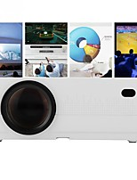cheap -HQ4 Mini Projector LED Projector 2500 lm Android6.0 WIFI Projector