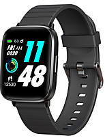 cheap -Y89 Smartwatch for Android iOS Samsung Apple Xiaomi Bluetooth 1.3 inch Screen Size IP68 Waterproof Level Waterproof Touch Screen Heart Rate Monitor Blood Pressure Measurement Sports Stopwatch