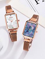 cheap -Women's Quartz Watches Analog - Digital Quartz Stylish Minimalist Creative / PU Leather