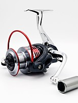 cheap -Fishing Reel Spinning Reel / Conventional / Trolling Reel / Sea Fishing Reel 5.01 Gear Ratio 13 Ball Bearings Special Design for Bait Casting / Lure Fishing / Trolling & Boat Fishing