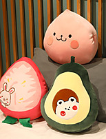 cheap -Plush Toy Sleeping Pillow Stuffed Animal Plush Toy Pillow Strawberry Gift Cute Soft Plush Imaginative Play, Stocking, Great Birthday Gifts Party Favor Supplies Boys and Girls Kid's Adults'
