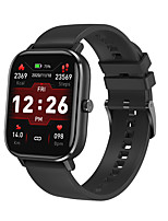 cheap -DT35 Unisex Smartwatch Bluetooth Heart Rate Monitor Blood Pressure Measurement Calories Burned Media Control Health Care Pedometer Call Reminder Activity Tracker Sleep Tracker Sedentary Reminder