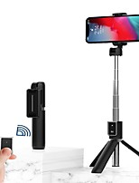 cheap -Selfie Stick Bluetooth Extendable Max Length 67 cm For Universal Android / iOS