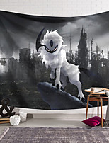 cheap -Wall Tapestry Art Decor Blanket Curtain Hanging Home Bedroom Living Room  Novelty Gloomy Psychedelic