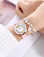 cheap -Women's Quartz Watches Analog Quartz Stylish Cartoon Creative / PU Leather