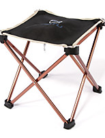 cheap -Camping Stool Multifunctional Portable Breathable Ultra Light (UL) Aluminum Alloy for 1 person Fishing Beach Camping Traveling Autumn / Fall Winter