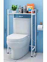 cheap -Toilet Shelf Bathroom Multifunctional Storage Rack Household Toilet Storage Rack